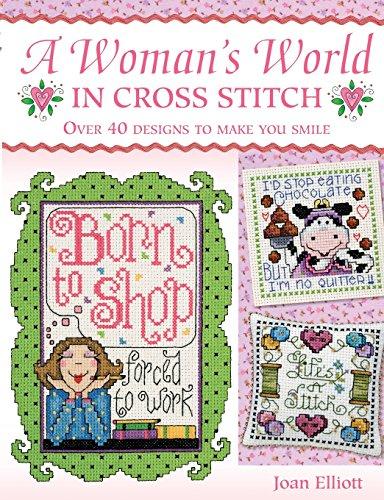 9780715326749: A Woman's World In Cross Stitch