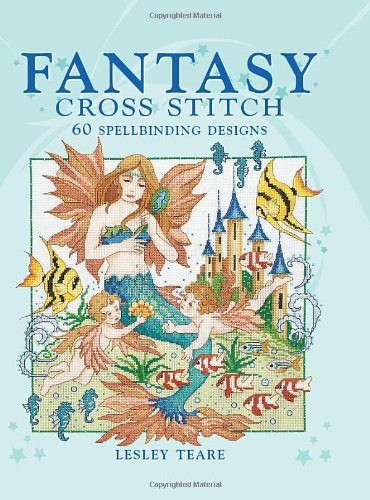 9780715326893: Fantasy Cross Stitch: 60 Spell-Binding Designs