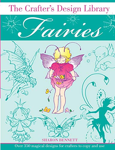 9780715327159: The Crafter's Design Library Fairies