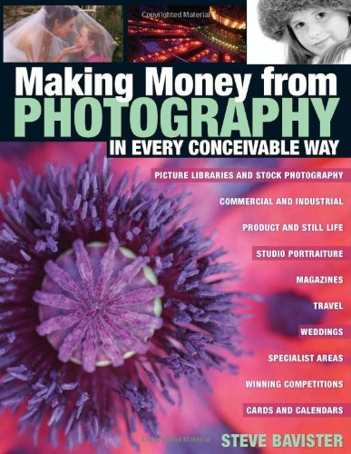 9780715327562: Making Money from Photography in Every Conceivable Way