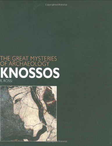 9780715327623: Knossos (Great Mysteries of Archaeology)