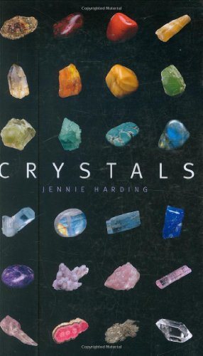 9780715327692: Crystals: A Colour Guide to Crystals and Colour Healing