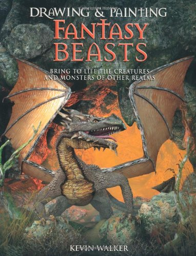 9780715327920: Drawing and Painting Fantasy Beasts: Bring to Life the Creatures and Monsters of Other Realms
