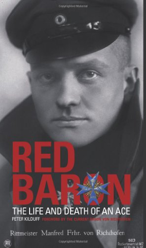 9780715328095: Red Baron: The Life and Death of an Ace