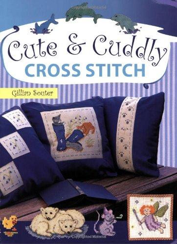 9780715328774: Cute and Cuddly Cross Stitch