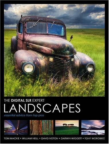 9780715329368: Digital SLR Expert: Landscapes: Essential Advice from the Pros