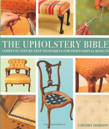 9780715329375: Upholstery Bible