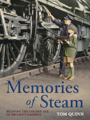 9780715329573: Memories of Steam: Reliving the Golden Age of Britain's Railways