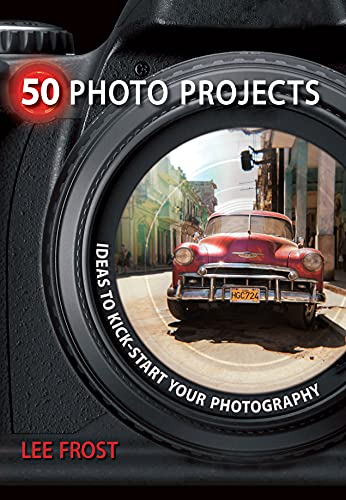 9780715329764: 50 Photo Projects - Ideas to Kickstart Your Photography