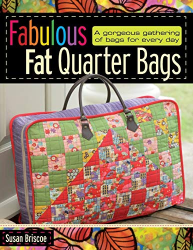 9780715329788: Fabulous Fat Quarter Bags