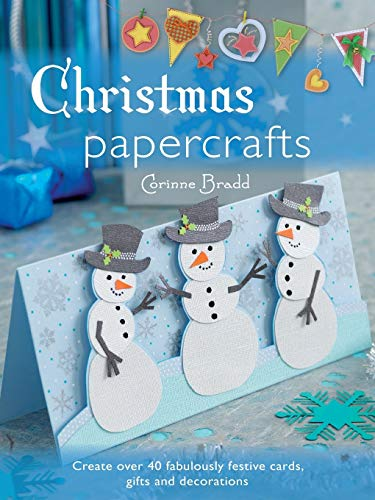 9780715329948: Christmas Papercrafts