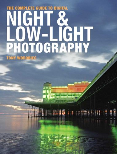 9780715330067: Complete Guide to Night & Low Light Photography