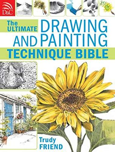 9780715330449: Ultimate Drawing & Painting Bible