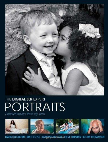 9780715332016: The Digital SLR Expert Portrait Photography