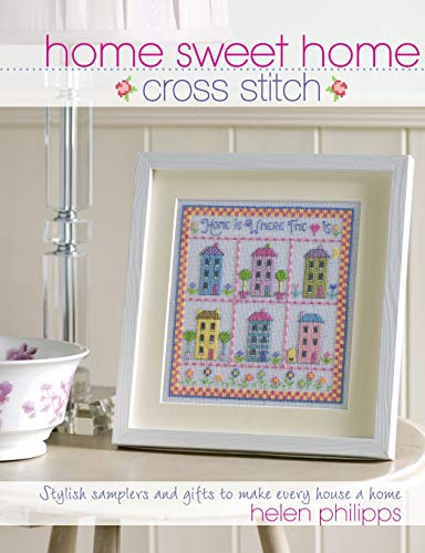 9780715332900: Home Sweet Home Cross Stitch