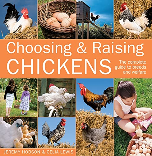 9780715333105: Choosing & Raising Chickens