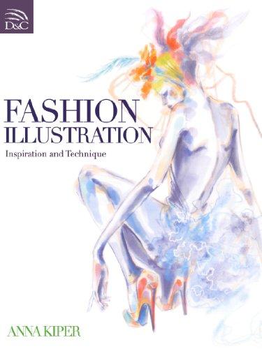 9780715336182: Fashion Illustration: Inspiration and Technique