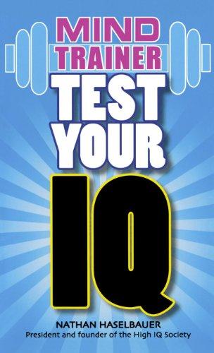 9780715336205: Test Your IQ (Brain Gym)