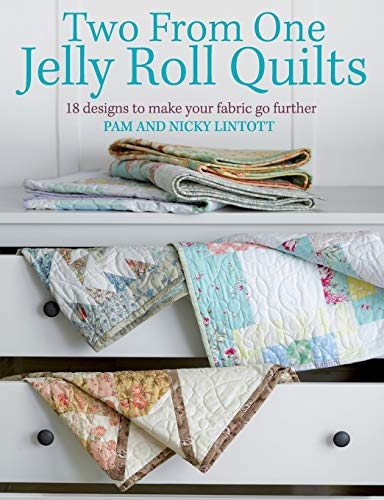 9780715337561: Two from One Jelly Roll Quilts