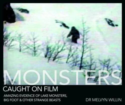 9780715337745: Monsters Caught on Film