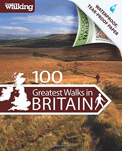 9780715337752: 100 Greatest Walks in Britain (Country Walking)
