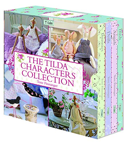 9780715338155: The Tilda Characters Collection: Birds, Bunnies, Angels and Dolls