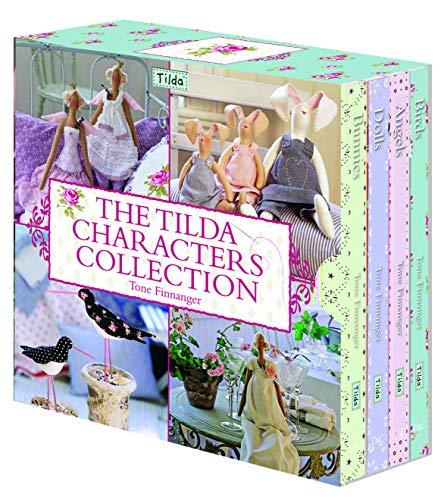 9780715338155: The Tilda Characters Collection: Birds, Bunnies, Angels & Dolls