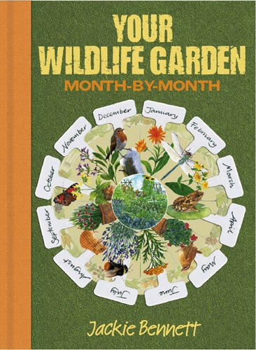9780715338209: Your Wildlife Garden