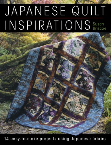 9780715338278: Japanese Quilt Inspirations: 14 Easy-to-make Projects Using Japanese Fabrics