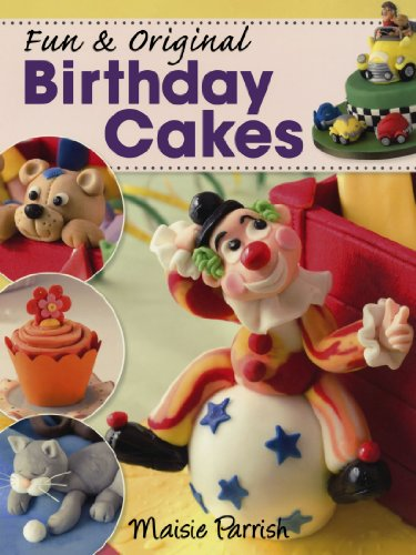 9780715338339: Fun & Original Birthday Cakes