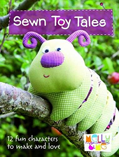 9780715338452: Sewn Toy Tales: 12 Fun Characters to Make and Love (Melly & Me)