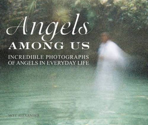 Angels Among Us: Incredible photographs of Angels: Skye Alexander