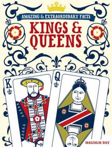 9780715339008: Kings and Queens (Amazing & Extraordinary Facts)