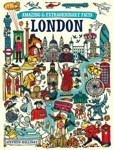 9780715339107: London (Amazing and Extraordinary Facts)