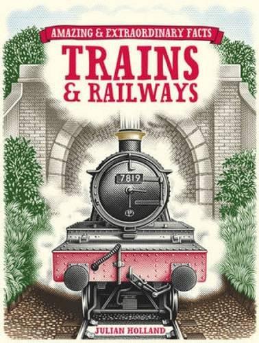 9780715339114: Amazing & Extraordinary Facts Trains & Railways