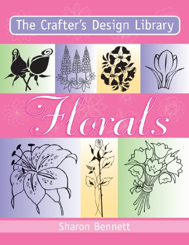 9780715339855: The Crafter's Design Library: Florals