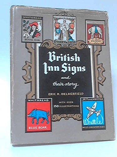 9780715340226: British Inn Signs and Their Stories