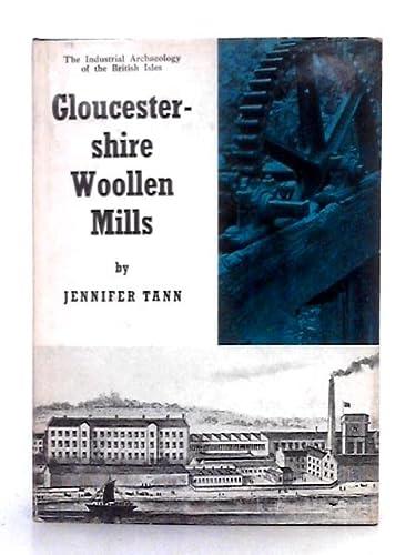 9780715341186: Gloucestershire woollen mills