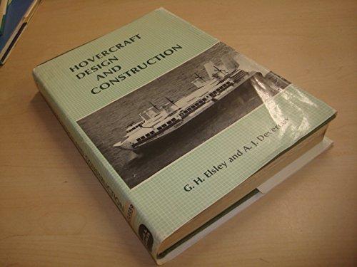Hovercraft Design and Construction: Elsley, G. H.;