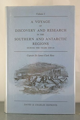 9780715343609: Voyage of Discovery and Research in the Southern and Antarctic Regions During the Years 1839-43: v. 2