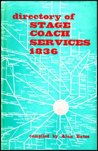 9780715343791: Directory of Stage Coach Services, 1836