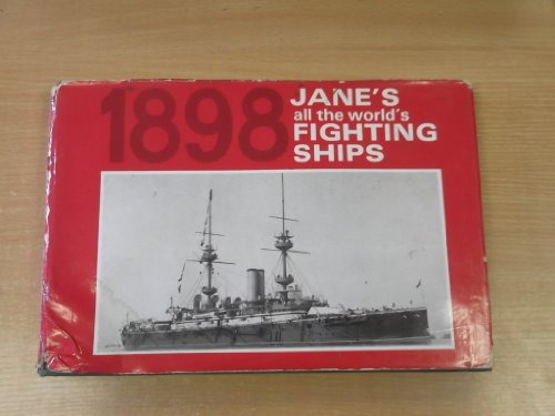 9780715344767: Jane's All the World's Fighting Ships 1898, A Reprint of the First Annual Issue of All the World's Fighting Ships