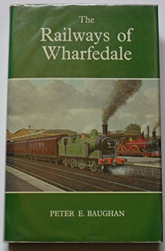 9780715347058: Railways of Wharfedale