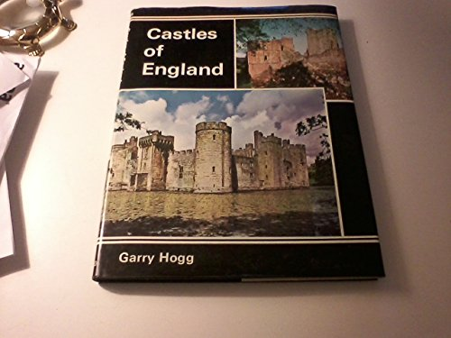 9780715347737: Castles of England