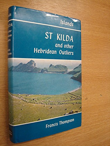 9780715348857: St. Kilda and Other Hebridean Outliers (Islands)
