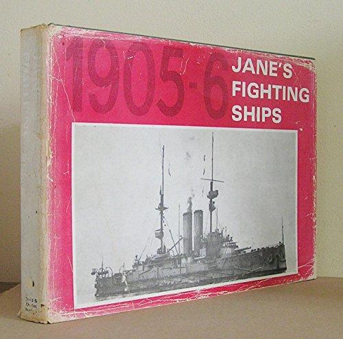 9780715349236: Jane's Fighting Ships 1905-06
