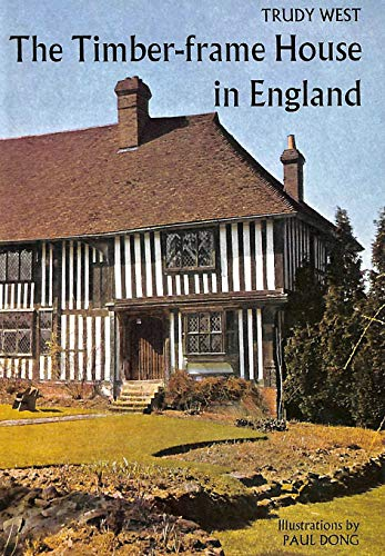 9780715349793: Timber Frame House in England