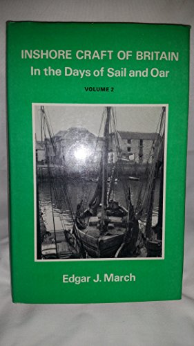 9780715349816: Inshore Craft of Britain: v. 2: In the Days of Sail and Oar