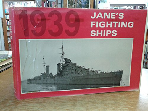 9780715350171: Jane's Fighting Ships 1939: A Reprint of the 1939 Edition of Fighting Ships