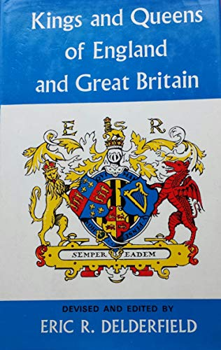 9780715350218: Kings and Queens of England and Great Britain